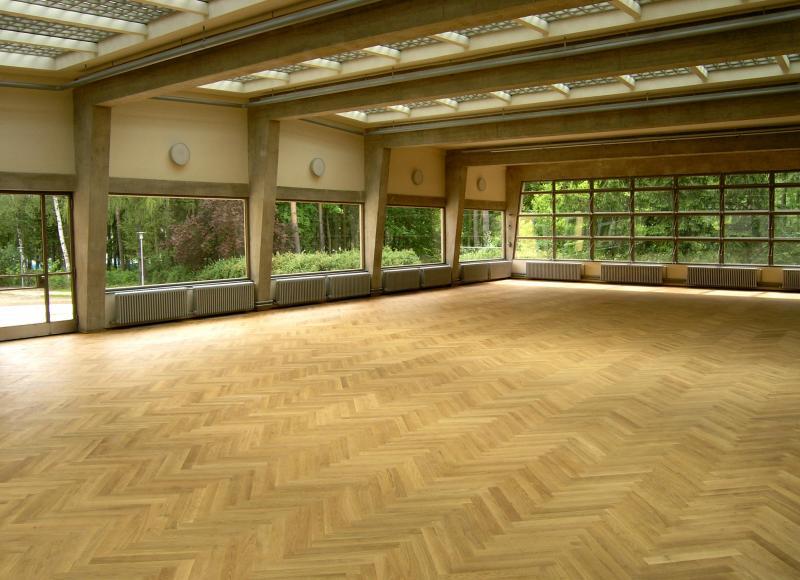 Refectory of the Trade Union School, Bernau near Berlin