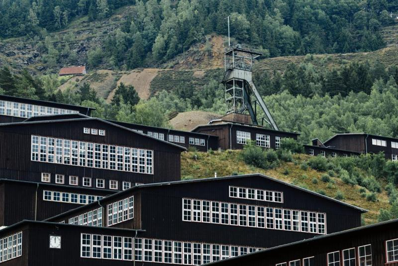 The Rammelsberg (Museum & Mine), Goslar (Lower Saxony), Architects: Fritz Schupp, Martin Kremmer, 1935-39.