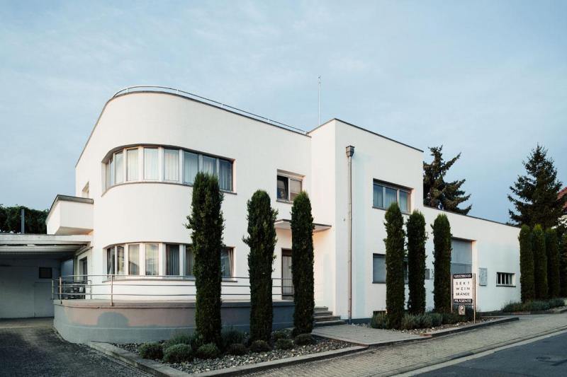 Weingut / Vineyard Kreutzenberger (1929/30), Architekt / architect: Otto Prott