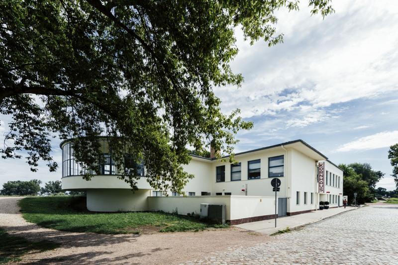 Gaststätte Kornhaus / Kornhaus restaurant (1929–30), Architekt / architect: Carl Fieger