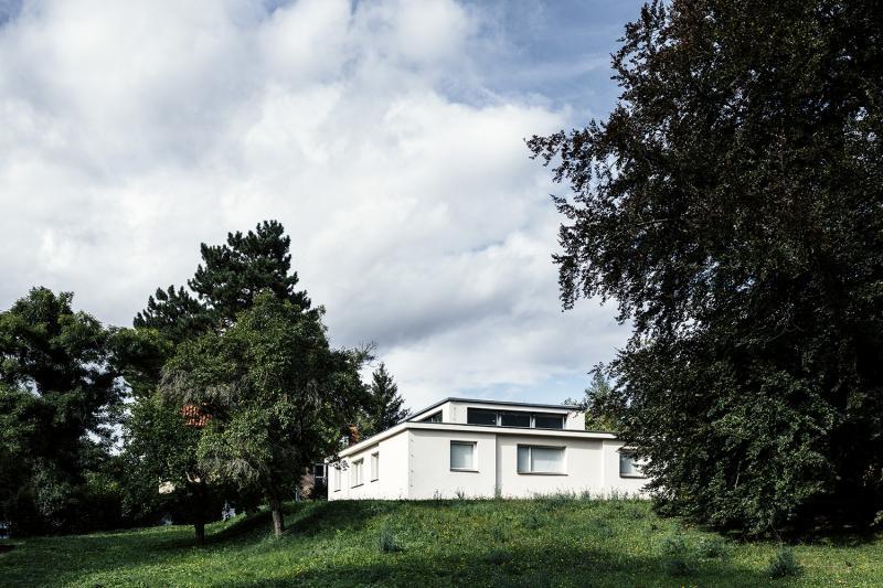 Haus / House am Horn (1923), Architekt / architect: Georg Muche