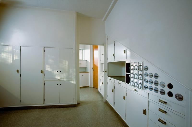Haus Schminke, Löbau: Frankfurter Küche