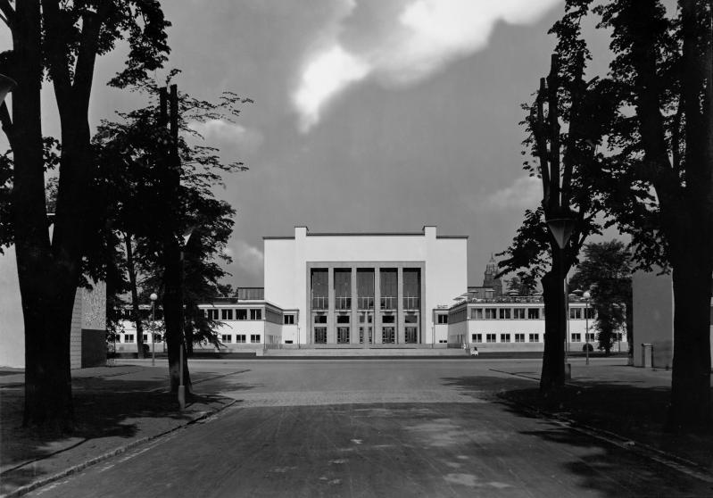 Deutsches Hygiene-Museum, Dresden, 1930