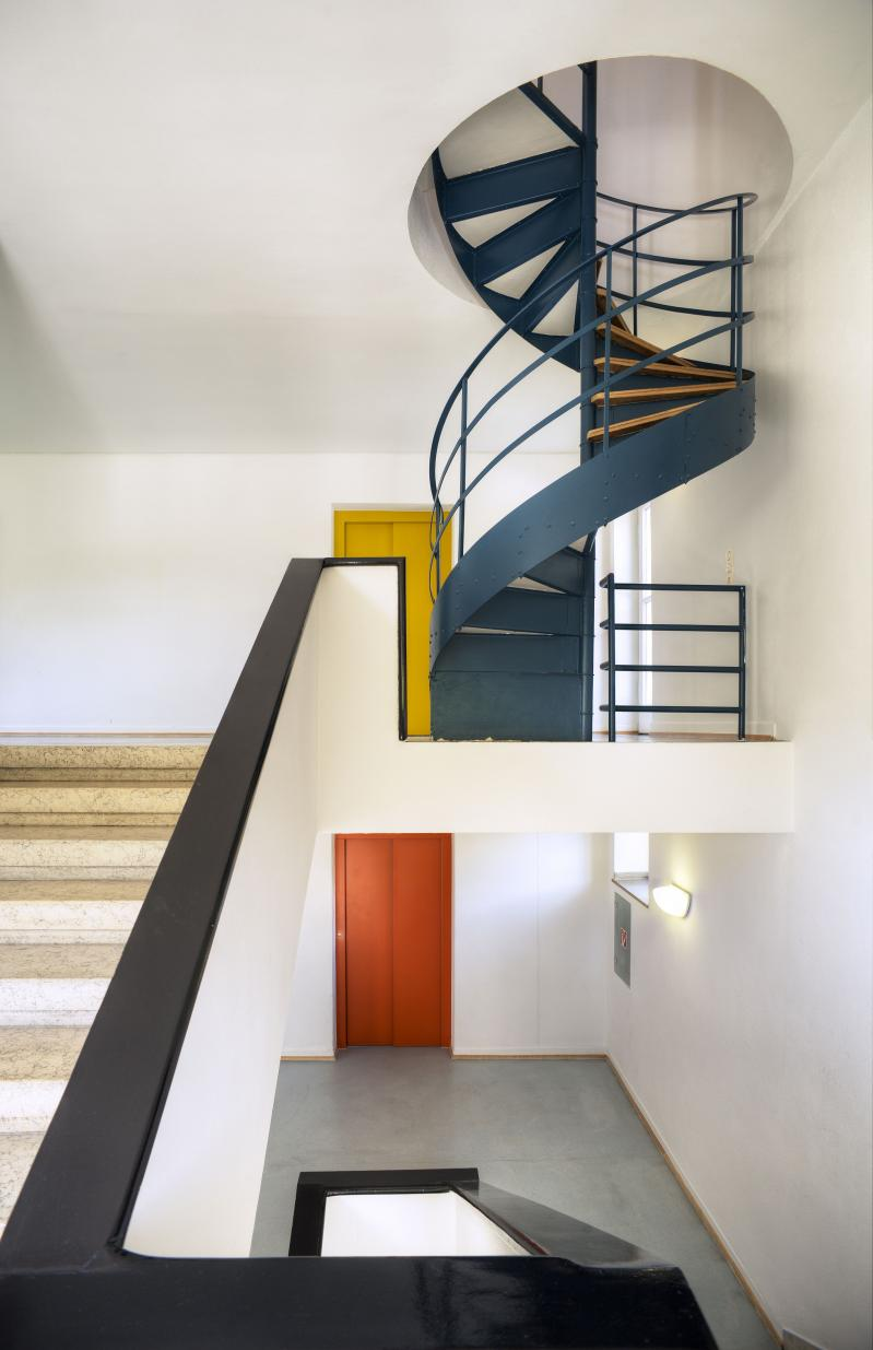 House on the Alb, Bad Urach: spiral staircase