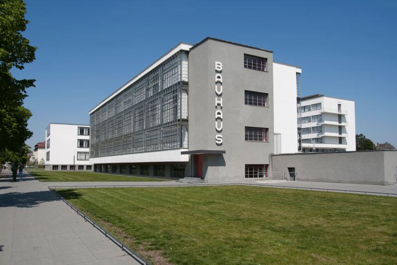 bauhaus building, Dessau-Roßlau