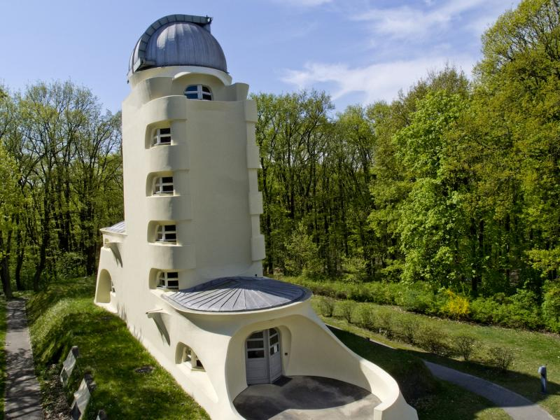 Einstein tower, Potsdam