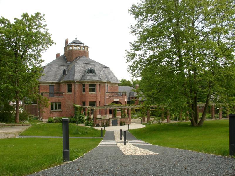 Schulenburg House, Gera: west side