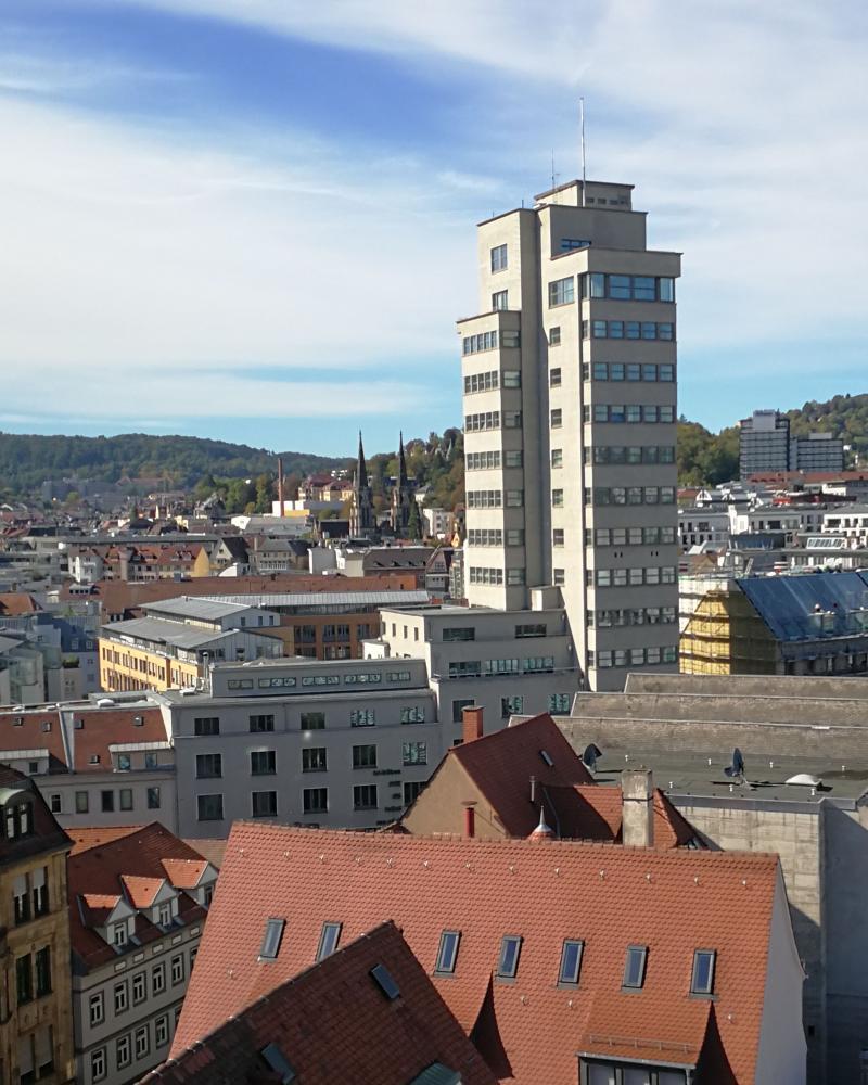 Tagblattturm, Stuttgart