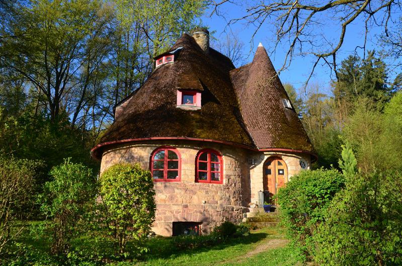 Siedlung Loheland, Fulda: Steinhaus
