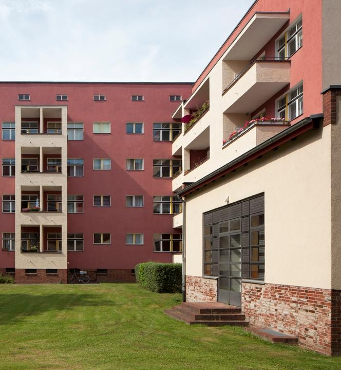 Carl Legien Housing Estate, Berlin