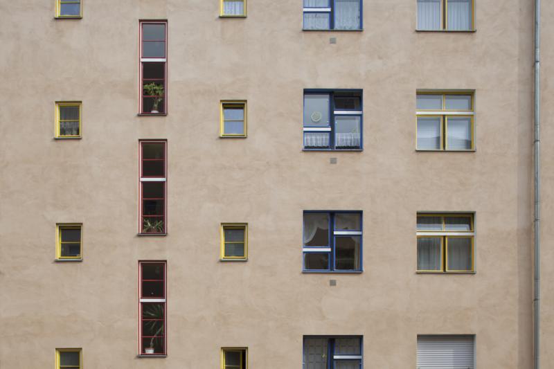 Carl Legien Housing Estate, Berlin
