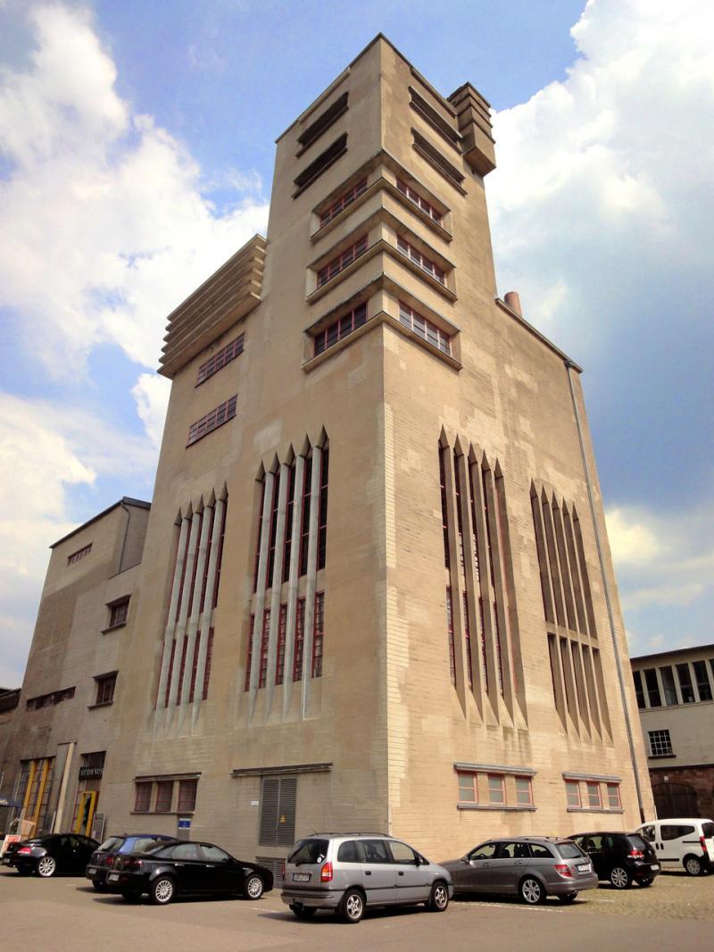 Beckerturm, St. Ingbert (Saarland), Architekt: Hans Herkommer, 1925.