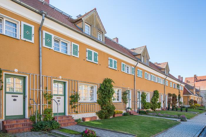 Garden city Piesteritz, Lutherstadt Wittenberg