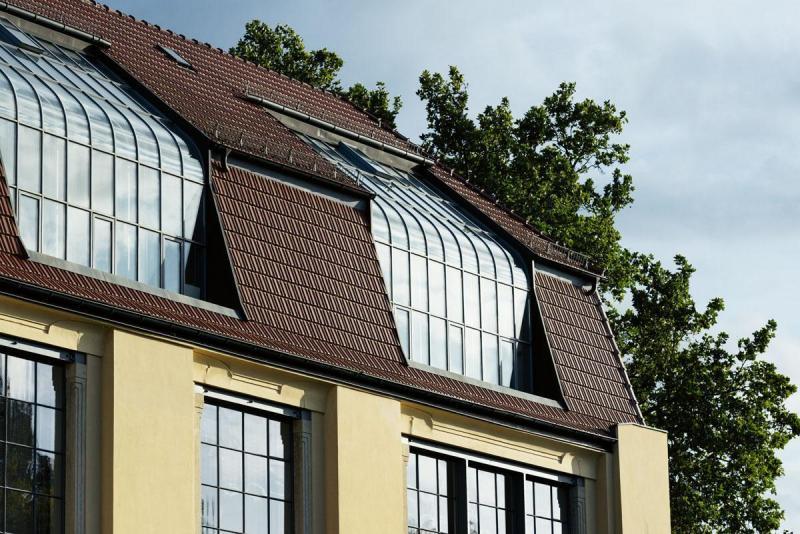 Hauptgebäude der ehemaligen Kunstschule / central building of the Former Art School (1904–11), Architekt / architect: Henry van de Velde