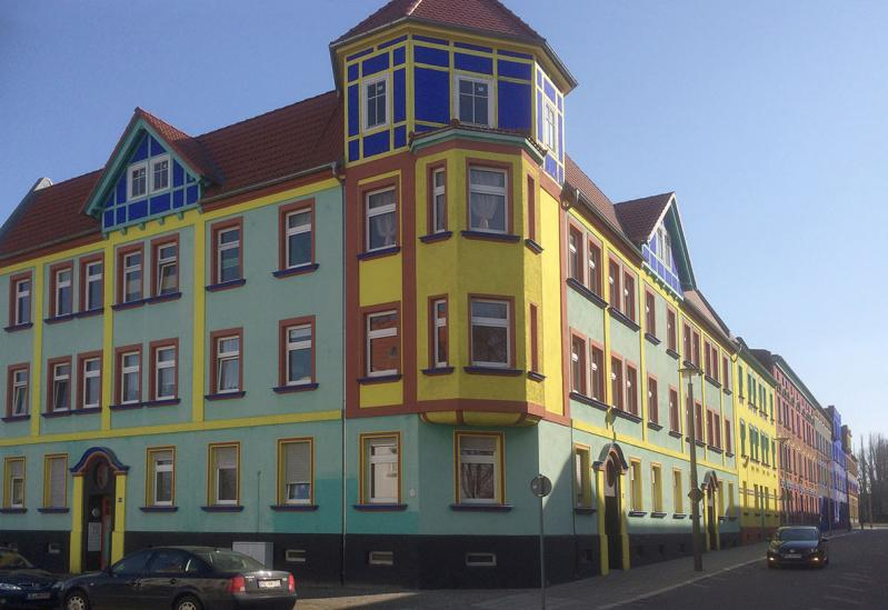 Otto-Richter-Straße, Magdeburg