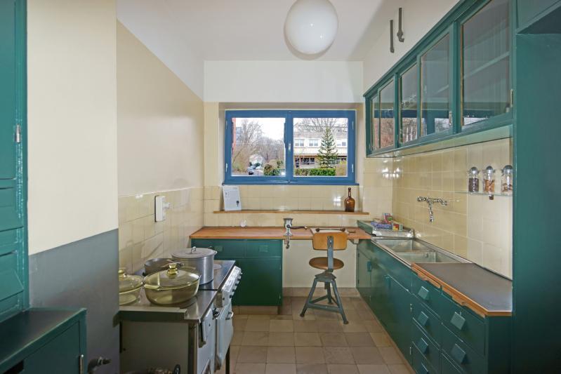 Ernst-May-Haus, Frankfurter Küche, Foto: 2013