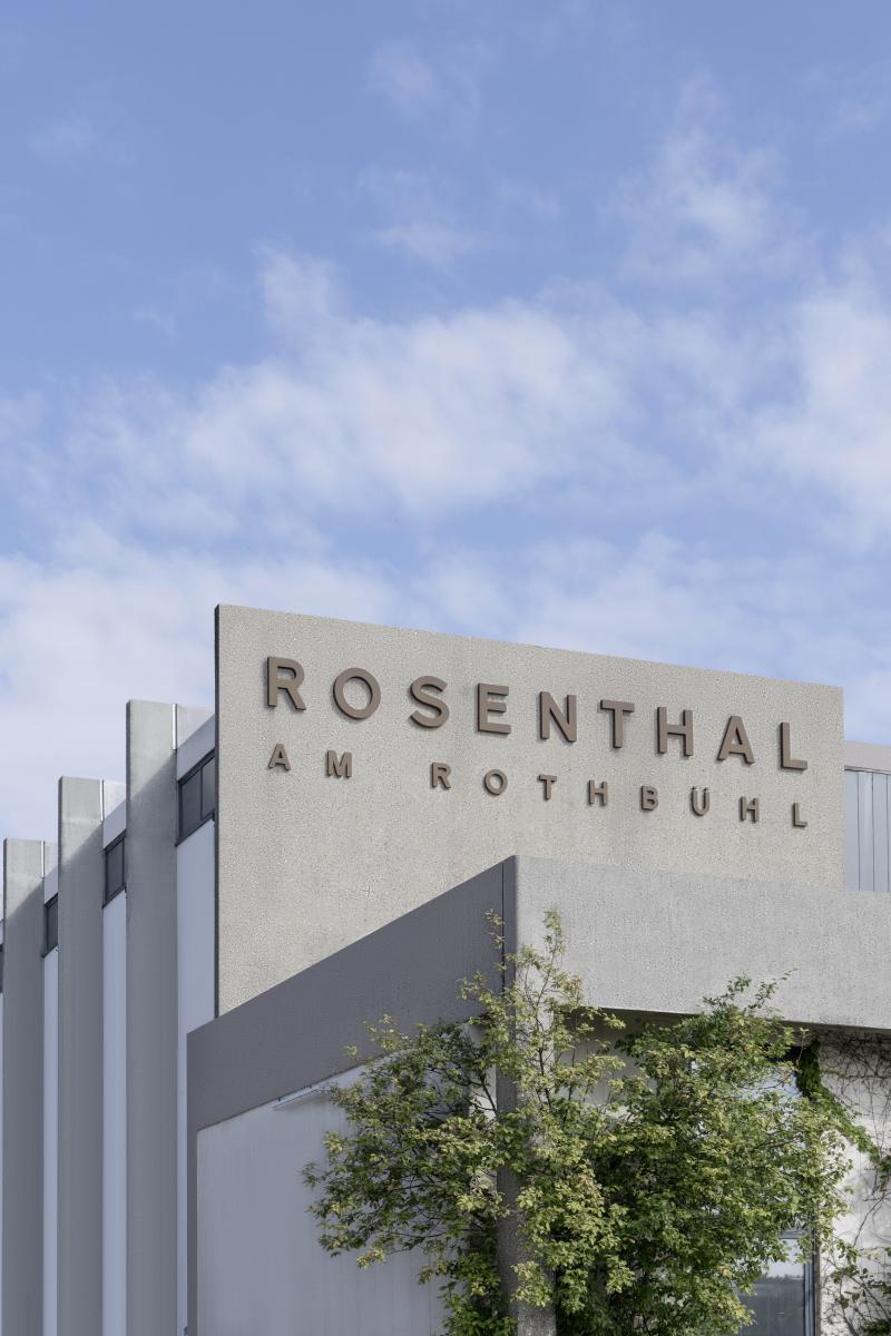 Rosenthal am Rothbühl, Selb: Werk