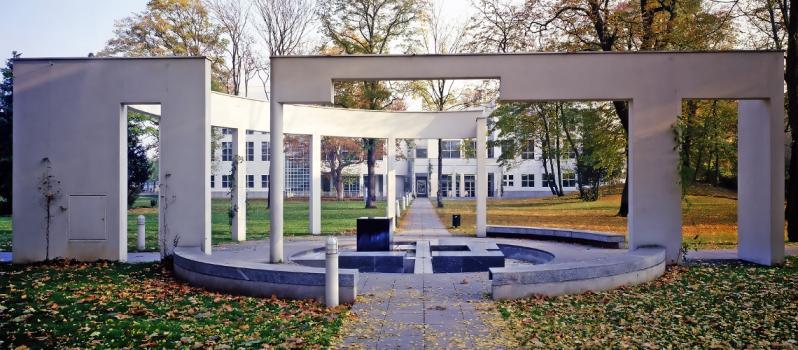 Museum Angewandte Kunst, Frankfurt/M.: Metzler Park