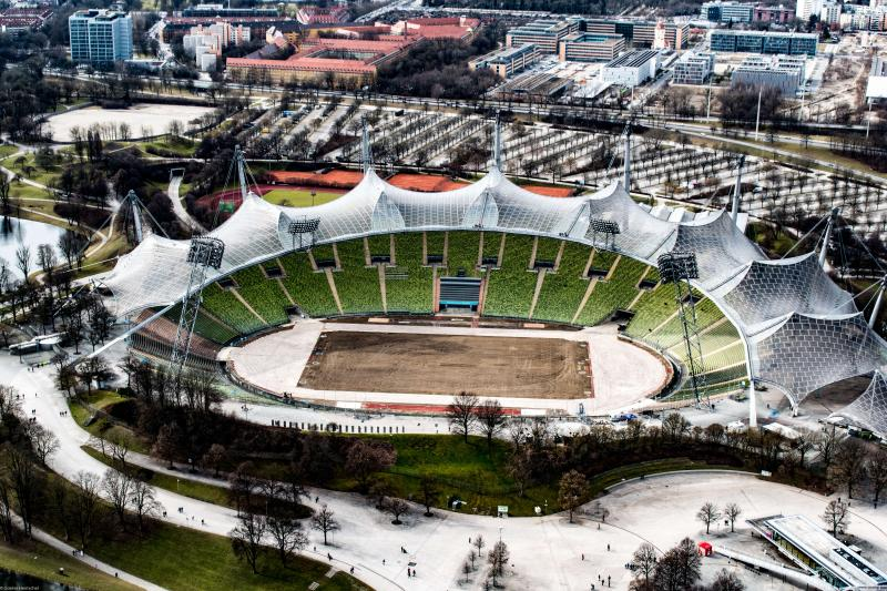Olympic arena Munich