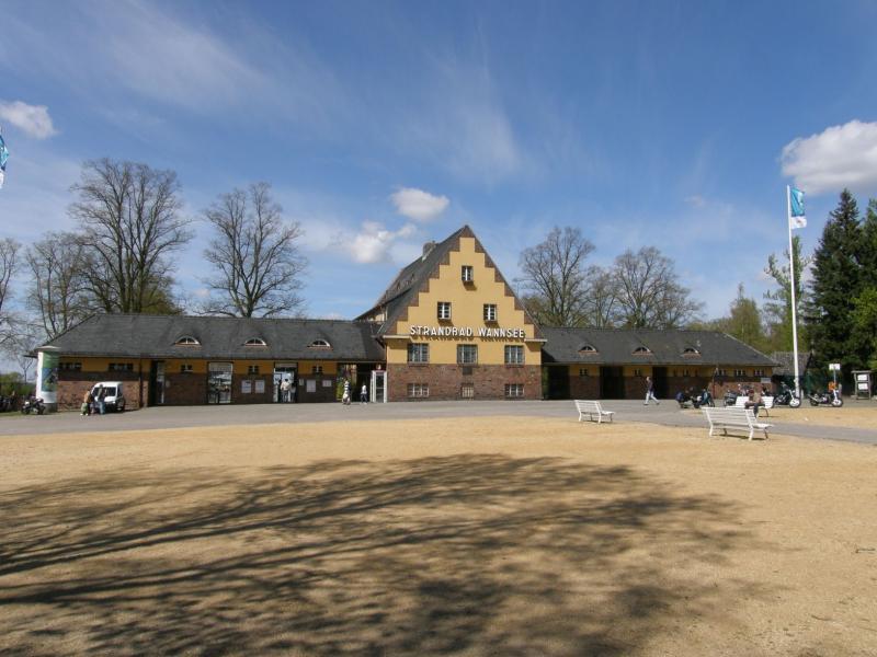 Lido Wannsee, Berlin