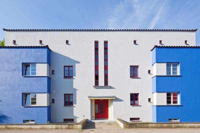 Italian Garden Housing Estate, Celle