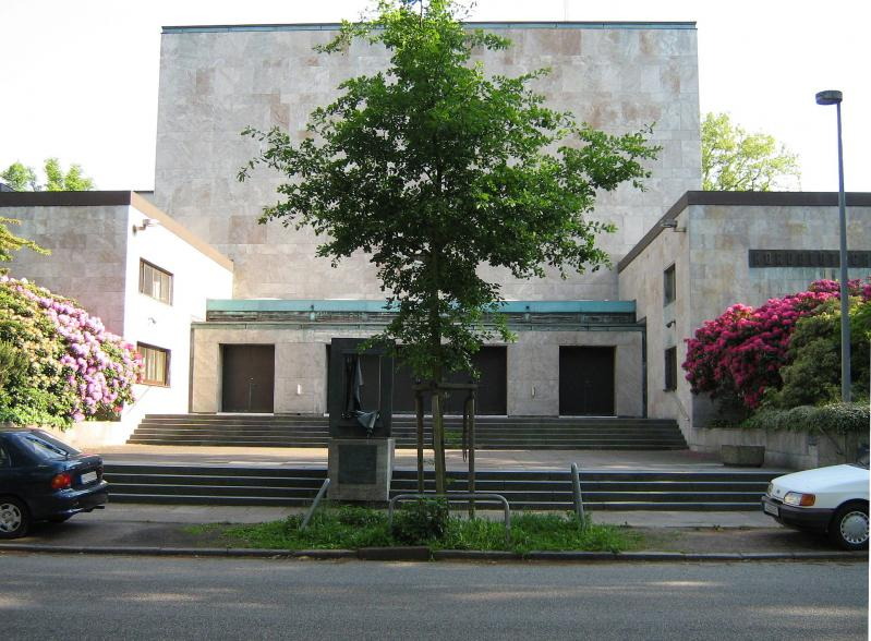 Tempel-Synagoge Oberstraße, Hamburg