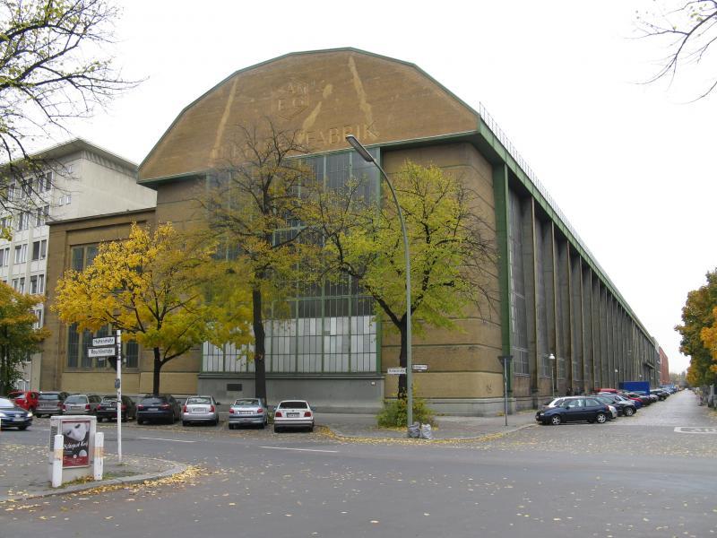 AEG turbine hall, Berlin