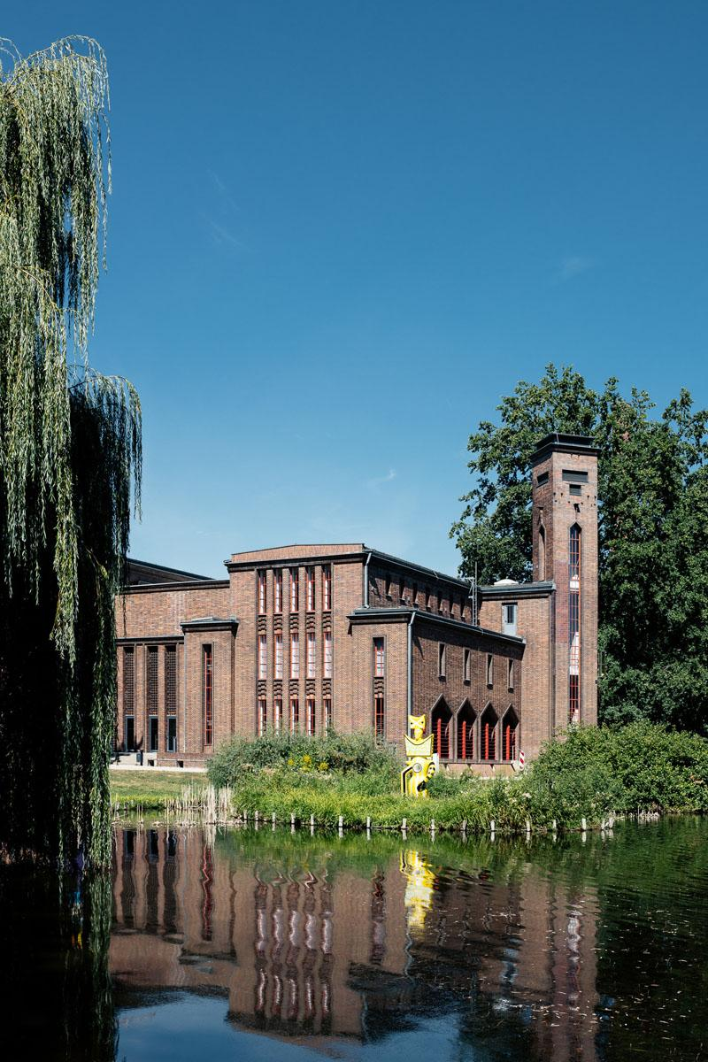 Dieselkraftwerk (1928), Architekt: Werner Issel