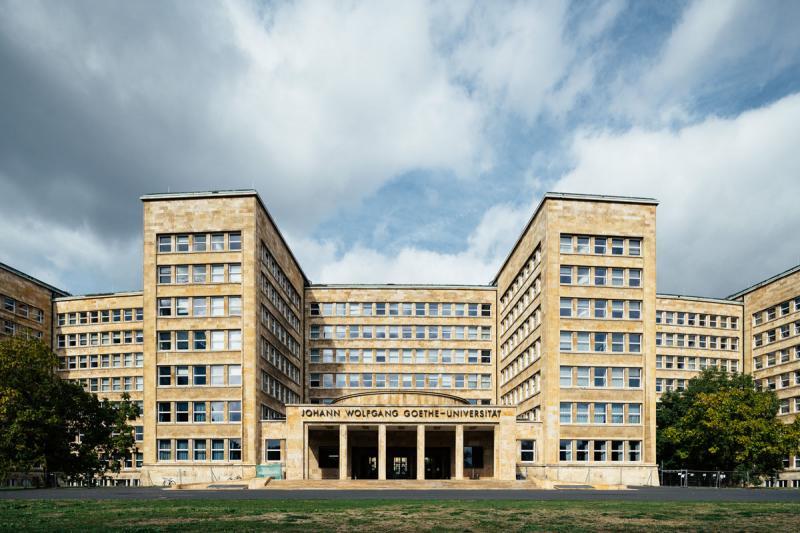 I. G.-Farben-Haus (1928-1931), Architekt: Hans Poelzig