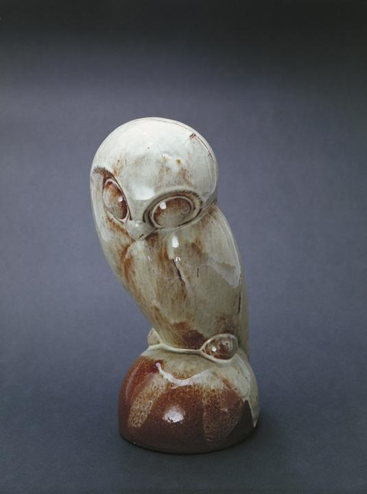 Owl, Author: Josef Hartwig, 1922.