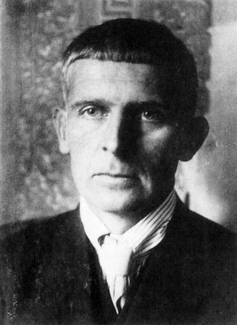 Portrait of Gerhard Marcks, Photo: unknown, around 1924-25.