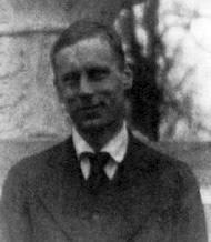 Porträt Theodor Bogler, Foto: unbekannt, o.D.