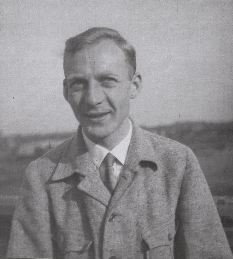 Porträt Edmund Collein, Foto: unbekannt, o.D.