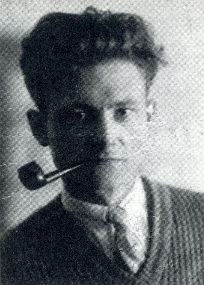 Portät Wilhelm Wagenfeld, Foto: unbekannt, 1920–1925.