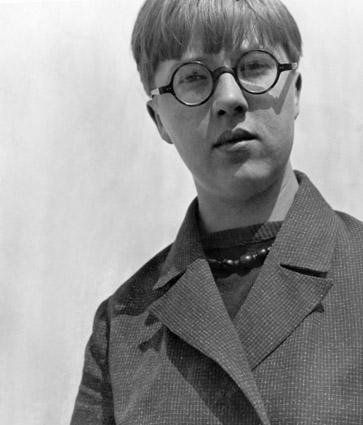 Portrait of Elsa Thiemann, Photo: unknown, 1929–1930.