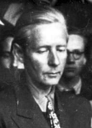 Porträt Peter Keler, Foto: unbekannt, o.D., Detail aus einer Fotografie.