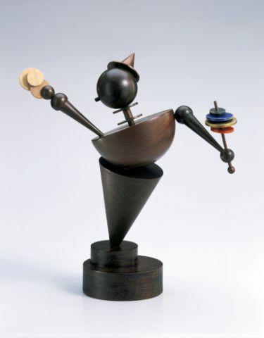 Mascot, Author: Eberhard Schrammen, around 1924 (?), Photo: Marie Schrammen.