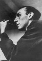 Porträt Heinz Schwerin, Foto: unbekannt, um 1932.