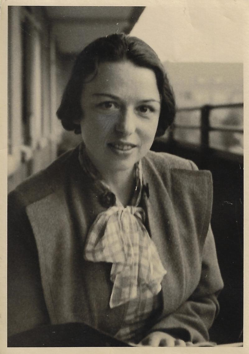 Porträt Dörte Helm, 1932.